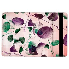 Spiral Eucalyptus Leaves Ipad Air 2 Flip by DanaeStudio
