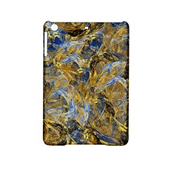 Antique Anciently Gold Blue Vintage Design Ipad Mini 2 Hardshell Cases by designworld65