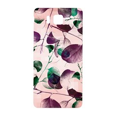 Spiral Eucalyptus Leaves Samsung Galaxy Alpha Hardshell Back Case by DanaeStudio