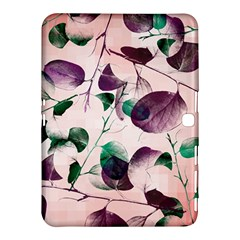 Spiral Eucalyptus Leaves Samsung Galaxy Tab 4 (10 1 ) Hardshell Case  by DanaeStudio