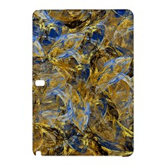 Antique Anciently Gold Blue Vintage Design Samsung Galaxy Tab Pro 10 1 Hardshell Case by designworld65