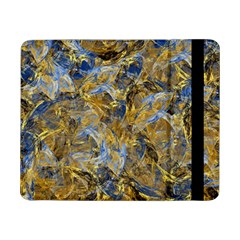 Antique Anciently Gold Blue Vintage Design Samsung Galaxy Tab Pro 8 4  Flip Case by designworld65