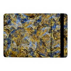 Antique Anciently Gold Blue Vintage Design Samsung Galaxy Tab Pro 10 1  Flip Case by designworld65