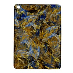 Antique Anciently Gold Blue Vintage Design Ipad Air 2 Hardshell Cases by designworld65