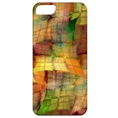 Indian Summer Funny Check Apple Iphone 5 Classic Hardshell Case by designworld65