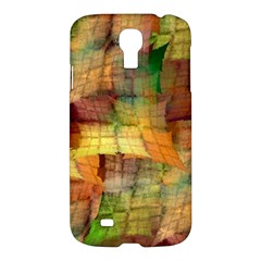 Indian Summer Funny Check Samsung Galaxy S4 I9500/i9505 Hardshell Case by designworld65