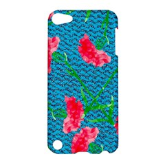 Carnations Apple iPod Touch 5 Hardshell Case