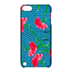 Carnations Apple iPod Touch 5 Hardshell Case with Stand