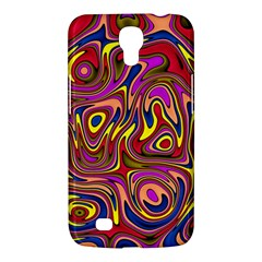 Abstract Shimmering Multicolor Swirly Samsung Galaxy Mega 6 3  I9200 Hardshell Case by designworld65