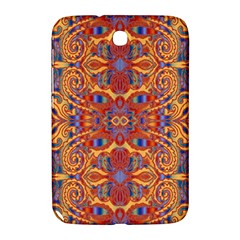 Oriental Watercolor Ornaments Kaleidoscope Mosaic Samsung Galaxy Note 8.0 N5100 Hardshell Case
