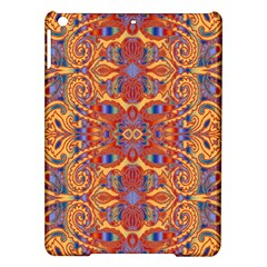 Oriental Watercolor Ornaments Kaleidoscope Mosaic Ipad Air Hardshell Cases by EDDArt