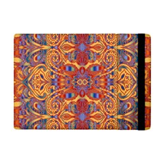 Oriental Watercolor Ornaments Kaleidoscope Mosaic Ipad Mini 2 Flip Cases by EDDArt