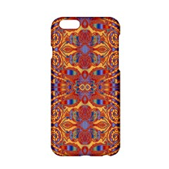 Oriental Watercolor Ornaments Kaleidoscope Mosaic Apple Iphone 6/6s Hardshell Case