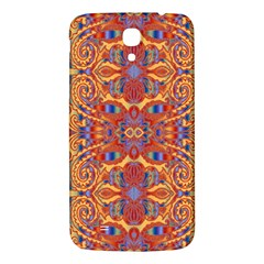 Oriental Watercolor Ornaments Kaleidoscope Mosaic Samsung Galaxy Mega I9200 Hardshell Back Case