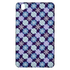 Snowflakes Pattern Samsung Galaxy Tab Pro 8 4 Hardshell Case by DanaeStudio