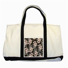 Winter Beautiful Foliage  Two Tone Tote Bag by DanaeStudio