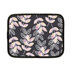 Winter Beautiful Foliage  Netbook Case (small)  by DanaeStudio