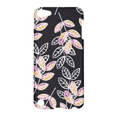 Winter Beautiful Foliage  Apple Ipod Touch 5 Hardshell Case by DanaeStudio