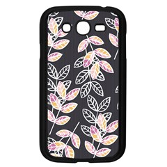 Winter Beautiful Foliage  Samsung Galaxy Grand Duos I9082 Case (black) by DanaeStudio