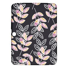 Winter Beautiful Foliage  Samsung Galaxy Tab 3 (10 1 ) P5200 Hardshell Case  by DanaeStudio