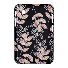 Winter Beautiful Foliage  Samsung Galaxy Tab 2 (7 ) P3100 Hardshell Case  by DanaeStudio