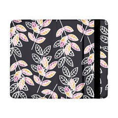 Winter Beautiful Foliage  Samsung Galaxy Tab Pro 8 4  Flip Case by DanaeStudio