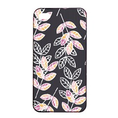Winter Beautiful Foliage  Apple Iphone 4/4s Seamless Case (black) by DanaeStudio