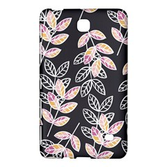 Winter Beautiful Foliage  Samsung Galaxy Tab 4 (7 ) Hardshell Case  by DanaeStudio