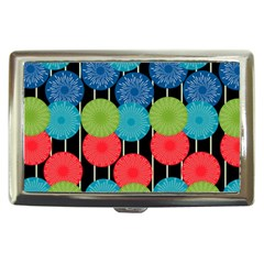 Vibrant Retro Pattern Cigarette Money Cases