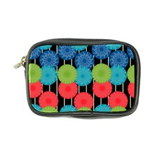 Vibrant Retro Pattern Coin Purse