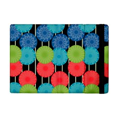 Vibrant Retro Pattern Apple iPad Mini Flip Case
