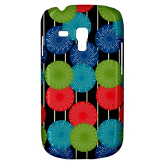 Vibrant Retro Pattern Samsung Galaxy S3 MINI I8190 Hardshell Case