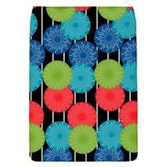 Vibrant Retro Pattern Flap Covers (S)