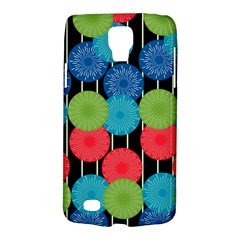 Vibrant Retro Pattern Galaxy S4 Active
