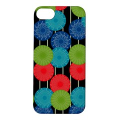Vibrant Retro Pattern Apple iPhone 5S/ SE Hardshell Case