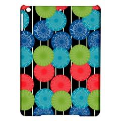 Vibrant Retro Pattern iPad Air Hardshell Cases
