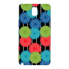 Vibrant Retro Pattern Samsung Galaxy Note 3 N9005 Hardshell Back Case