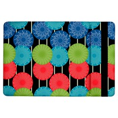Vibrant Retro Pattern iPad Air Flip