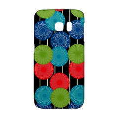 Vibrant Retro Pattern Galaxy S6 Edge