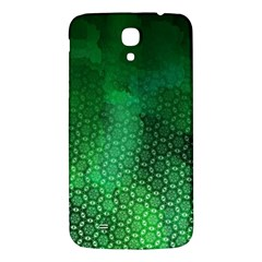 Ombre Green Abstract Forest Samsung Galaxy Mega I9200 Hardshell Back Case by DanaeStudio