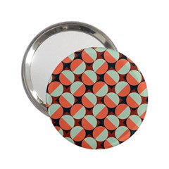 Modernist Geometric Tiles 2 25  Handbag Mirrors by DanaeStudio