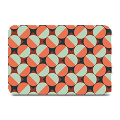 Modernist Geometric Tiles Plate Mats by DanaeStudio
