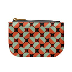 Modernist Geometric Tiles Mini Coin Purses by DanaeStudio
