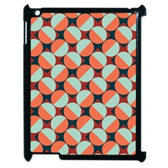 Modernist Geometric Tiles Apple Ipad 2 Case (black) by DanaeStudio