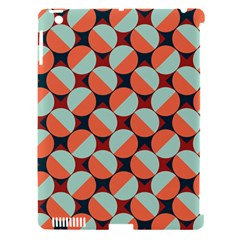 Modernist Geometric Tiles Apple Ipad 3/4 Hardshell Case (compatible With Smart Cover) by DanaeStudio