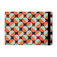 Modernist Geometric Tiles Apple Ipad Mini Flip Case by DanaeStudio