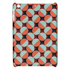Modernist Geometric Tiles Apple Ipad Mini Hardshell Case by DanaeStudio