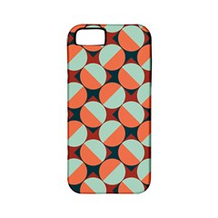 Modernist Geometric Tiles Apple Iphone 5 Classic Hardshell Case (pc+silicone) by DanaeStudio
