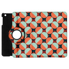 Modernist Geometric Tiles Apple Ipad Mini Flip 360 Case by DanaeStudio