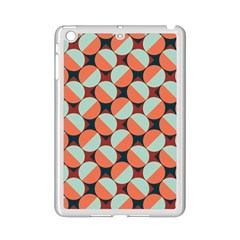 Modernist Geometric Tiles Ipad Mini 2 Enamel Coated Cases by DanaeStudio